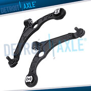 Front Lower Control Arm W/ball Joint Set For 2015 2016 Chrysler 200 Dodge Dart