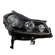 New Rifht Hid Headlight Lens And Housing Fits Infiniti M35 2006-2007 In2519112oe