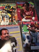 Sports Illustrated 1983 Lot Of 19 Nice.