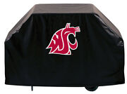 Ncaa - Washington State Grill Cover College Team Logo