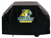 Ncaa - Northern Michigan Grill Cover College Team Logo