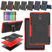 For Samsung Galaxy Tab A 7-10.5 Tablet Armor Cover Defender Case W/ Kickstand