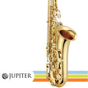 New Jupiter Jts700a Lacquered Brass Body Key Of Bb Tenor Saxophone With Case