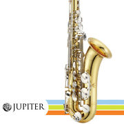 New Jupiter Jts710gna Lacquered Brass Body Key Of Bb Tenor Saxophone With Case