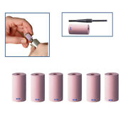Inside Silicone Ring Polishers Pink Extra Fine Pkg Of 6 Jewelry Foredom Dremel