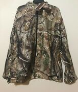 Prois Hunting Womenand039s Eliminator Hoodie Jacket Realtree Ap Sz Xl Nwt