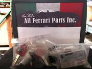 Ferrari Part 223867 Ignition Switch And Door Cylinders Lock Set With Code Card 59