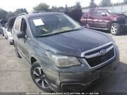 Forester 2017 Engine Assembly 2609307