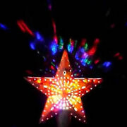 Christmas Star Tree Topper / Projector / Amazing Light Show / Must See Video