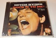 Sock It To Me Mitch Ryder And The Detroit Wheels Cd 1993 Sundazed Sc 6009 New