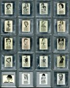 1960's Original Sports Art Negatives Used For Publishing Lot Of 50