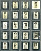 1960's Original Sports Art Negatives Used For Publishing Lot Of 51