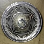 Gm Factory Stock Oem Vintage Buick Wire Wheel Cover Cap 1968 Riviera 15 Inch.