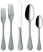 Medina By Villeroy And Boch Stainless Steel Flatware Set Service 8 New 40 Pieces