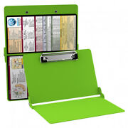 Whitecoat Clipboard - Lime Green - Medical Edition