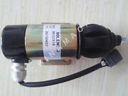 New Stop Solenoid Fit For Volvo Penta Tamd60a Tamd60b Tamd60c