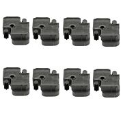 Set Of 8 Bosch Direct Ignition Coils For Mercedes W202 S202 C140 W210 S210 V8
