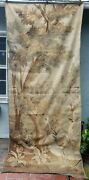 A Large Antique Continental Tapestry Panel