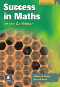 Success In Maths For The Caribbean Studentsand039 Book 3 By Foster Althea Rose Ge