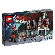 Lego Movie 70809 Lord Business' Evil Lair Discontinued By Manufacturer