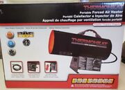 New 60000 Btu Forced Air Propane Heater Garage Worksite Variable Heat Portable
