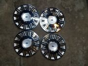 2003 04 05 06 07 08 09 10 Set Of 4 Crown Victoria 16 Hubcaps Wheel Covers 7036