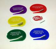 Lot Of 1,000 Pieces - Misprint Letter Openers – Oval Style