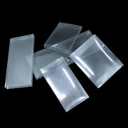 Clear Pvc Box Gift Craft Wedding Party Candy Transparent Jewelry Plastic Storage