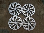 Set Of 4 New 2017 2018 Corolla 16 Hubcaps Wheel Covers 61181 Free Shipping