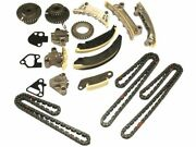 Front Timing Chain Kit For 2010-2015 Chevy Camaro 3.6l V6 Dohc 2011 2012 S196pq