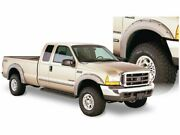 Front And Rear Fender Flares For 1999-2007 Ford F250 Super Duty 2002 2006 C886md