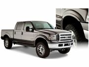 Front And Rear Fender Flares For 1999-2007 Ford F350 Super Duty 2001 2000 G919wy