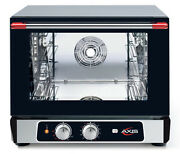 Axis Ax-513rh Convection Oven 1/2 Size Countertop Manual Controls