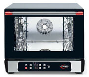 Axis Ax-514rhd Convection Oven 1/2 Size Digital Programmable Controls