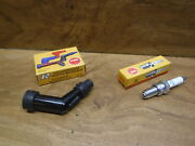 82-83 Honda Atc 185 S Atc185s Quality Ngk Spark Plug And Coil Wire Cap Boot Tune