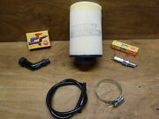 1982 Honda Atc 200 Atc200 E Spark Plug And Coil Wire And Cap Air Filter Tune Up Kit