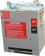 Sb464rg Ge Spectra Series Fusible Busway Plug In Unit
