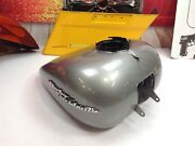 08-18 Harley Touring Ultra Street Glide 6gal Fuel Gas Tank With Emblems