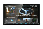 Kenwood 6.95 Wvga Navigation/dvd Bluetooth Receiver W/ Capacitive Touch Screen
