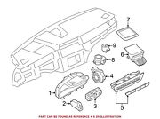 For Bmw Genuine Heads Up Display Assembly 62309395581