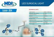 Surgical Led Light Ceiling Mobile And Wall Mounted No Of Led 36 + 48