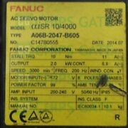 1pcs Used Fanuc A06b-2046-b605 Tested In Good Condition