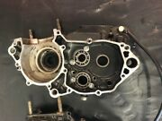 1986 87 Kawasaki Kxt250 Kxt 250 Tecate Right And Left Engine / Motor Center Case