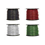 2 Awg Copper Thhn Thwn-2 Building Wire 600v Lengths 50ft To 1000ft