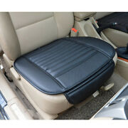 Universal Pu Leather Breathable Car Seat Cover Protector Cushion Front Covers