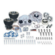 Sands Cycle - 90-0098 - 80in. Shovelhead Top End Kit