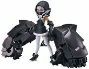 Figma Tv Animation Black Rock Shooter Strength Tv Animation Ver. From Japan