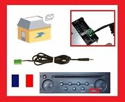 Auxilliary Cable Mp3 Renault Car Stereo Udapte List 6 Pins, Clio 3 Of 2006 2007