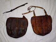 Us Marked Wwi Saddle Bags Home Made