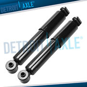 Nissan Pathfinder Shock Absorbers Assembly Fits Rear Driver And Passenger Sides